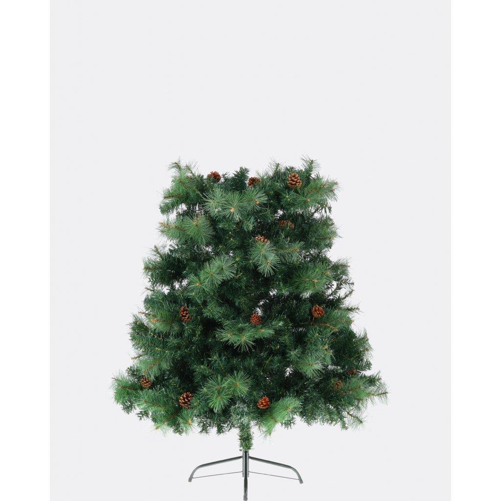 104 umely vianocny stromcek 2d smrek norsky 150 cm