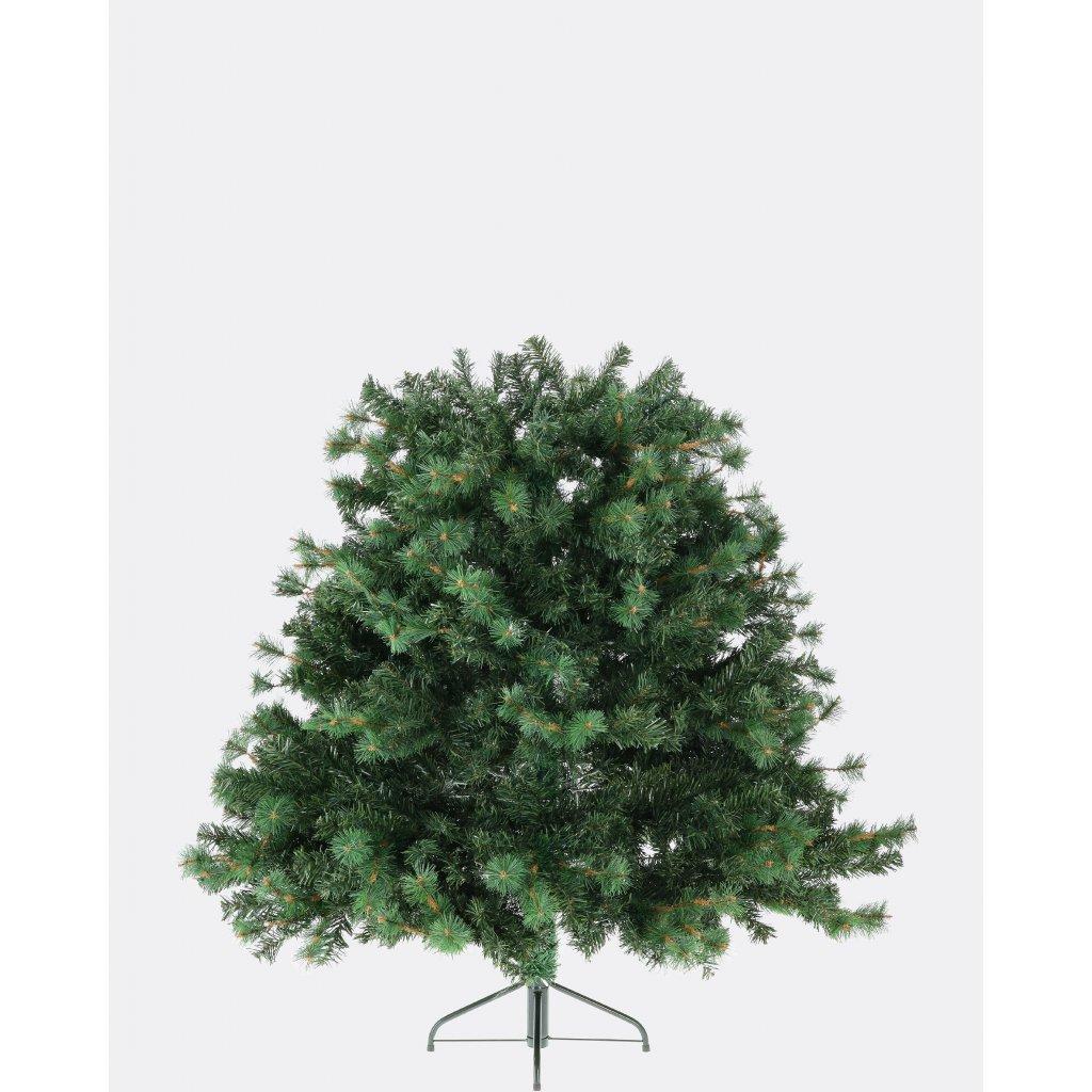 249 umely vianocny stromcek 2d smrek horsky 180 cm
