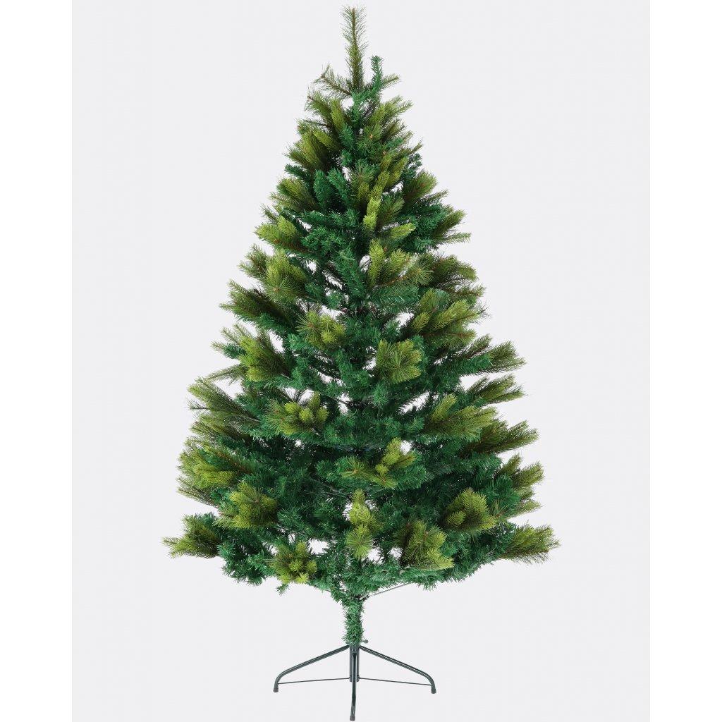 68 1 umely vianocny stromcek 3d borovica pieninska 180 cm