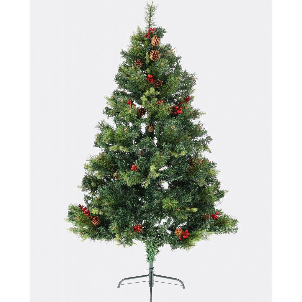 95 1 umely vianocny stromcek 3d smrekovec argentinsky 150 cm