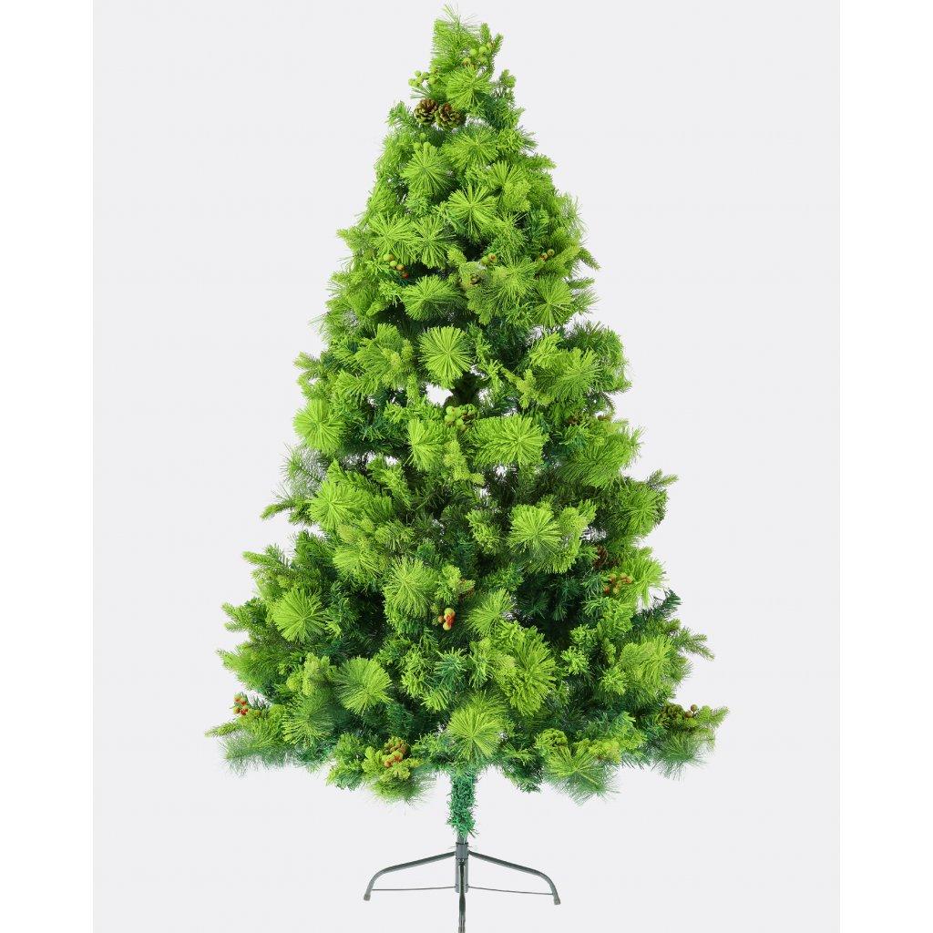 98 1 umely vianocny stromcek 3d smrekovec viedensky 150 cm