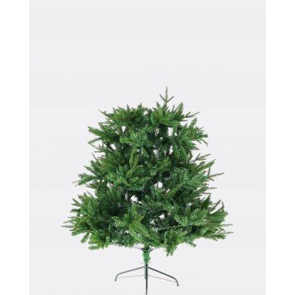 150 umely vianocny stromcek 3d jedla himalajska 150 cm