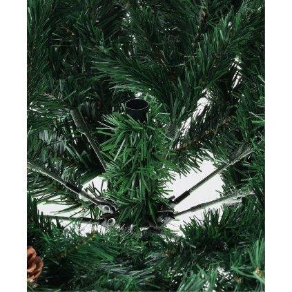 192 umely vianocny stromcek 2d borovica kaukazska 180 cm
