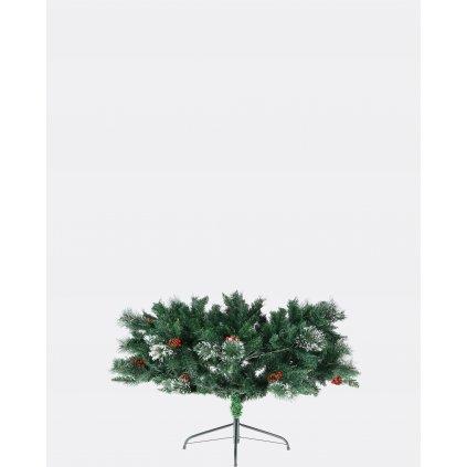 195 umely vianocny stromcek 2d borovica kaukazska 210 cm