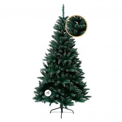 222 umely vianocny stromcek 2d imperial majestic 210 cm