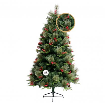 237 umely vianocny stromcek 3d borovica nevadska 180 cm