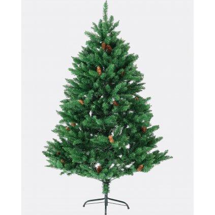 59 1 umely vianocny stromcek 2d smrek elegant 120 cm