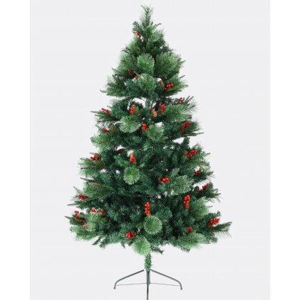 71 1 umely vianocny stromcek 3d borovica nevadska 150 cm