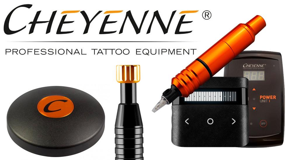 Zobrazit produkty značky Cheyenne