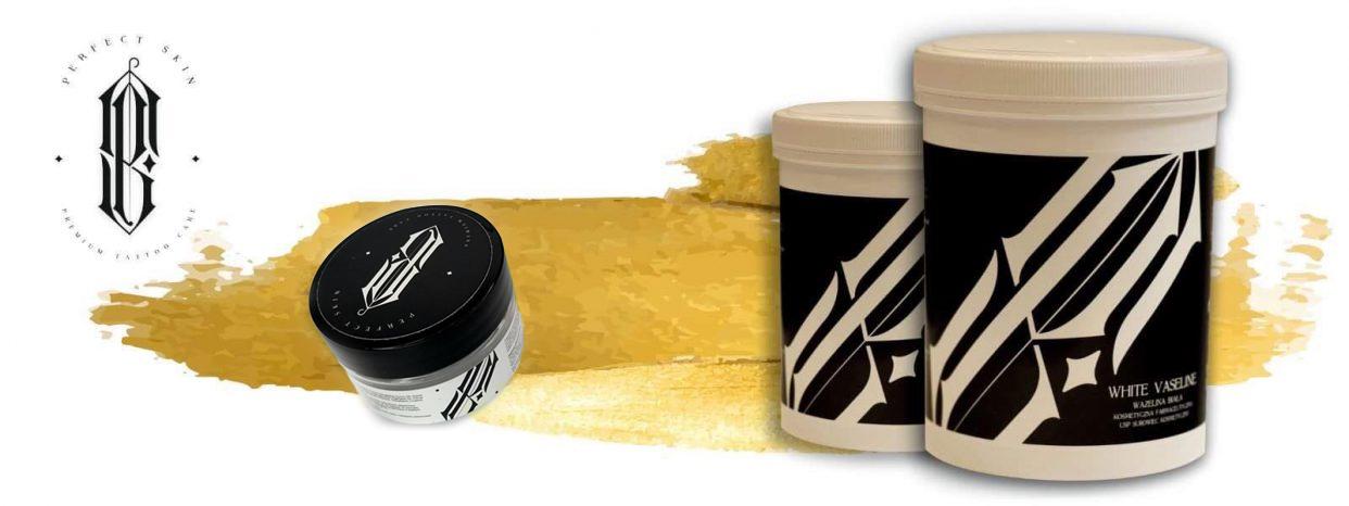 Nové produkty pro péči o kůži a tetování