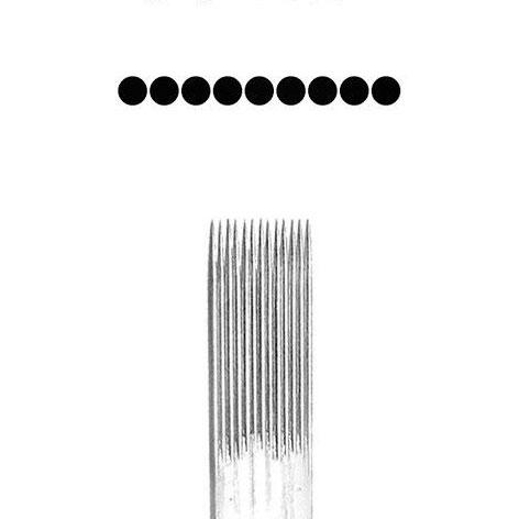 Stínovač jednořadý - Flat