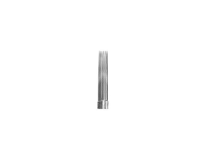 1214RS round shader, 14 jehlový - 1 kus