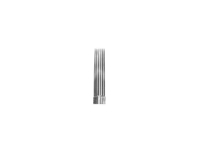1218RS round shader, 18 jehlový - 1 kus