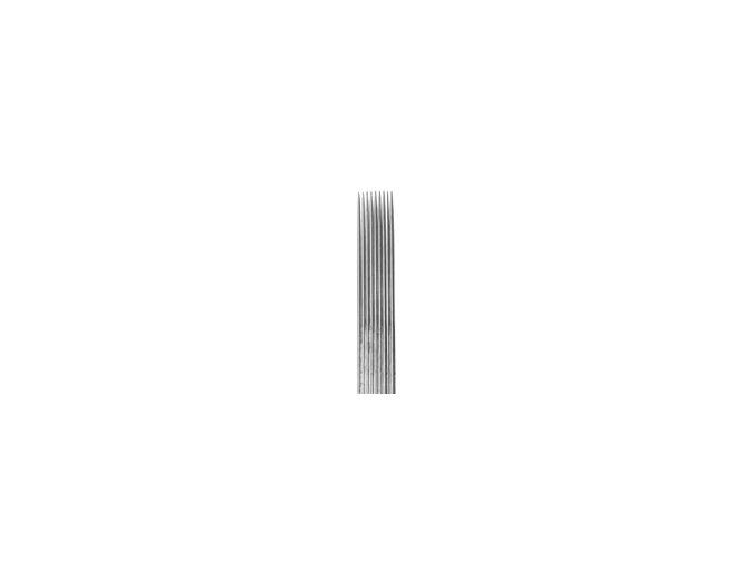 1209F shader plochý, 9 jehlový - 1 kus
