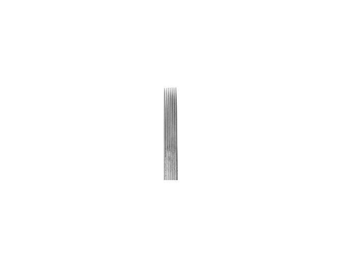 1207F shader plochý, 7 jehlový - 1 kus