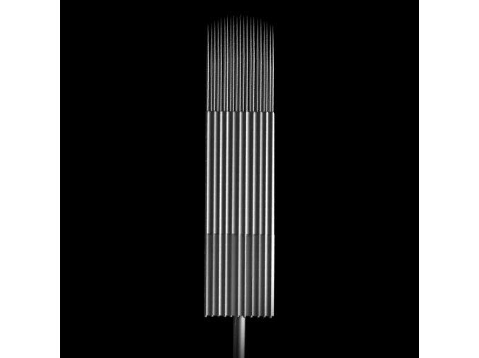 Jehla Kwadron, 15SEM - 0,25mm long taper
