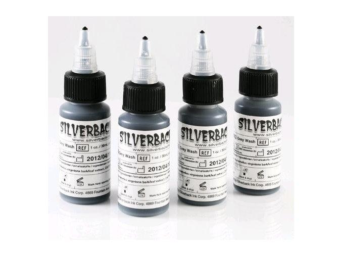 Silverback Ink Grey Wash set