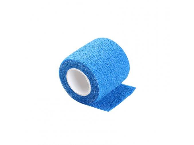 Adhesive hanbag - BLUE, 50mm x 4,5m