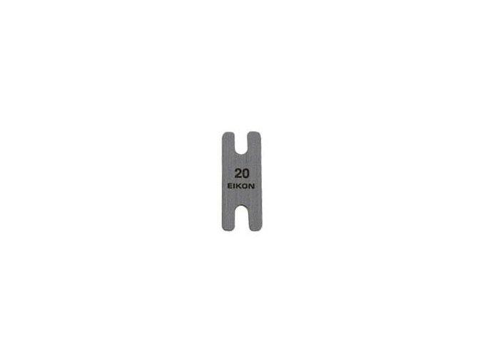 Eikon Front Spring Silver 20g - zadní