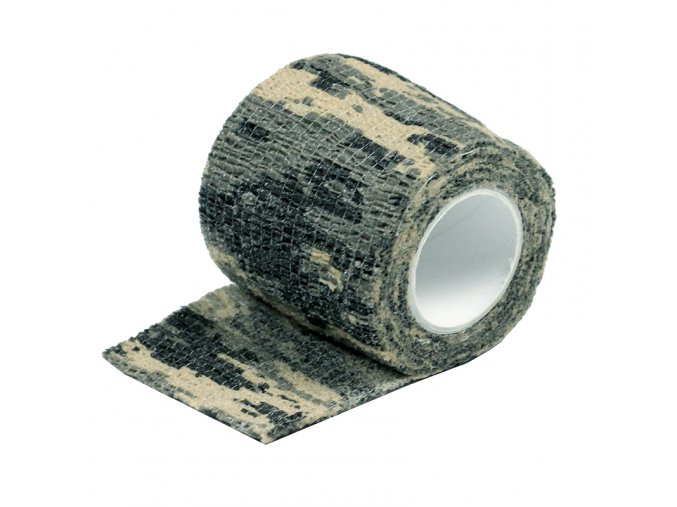 Adhesive hanbag - WILDERNESS camouflage, 50mm x 4,5m