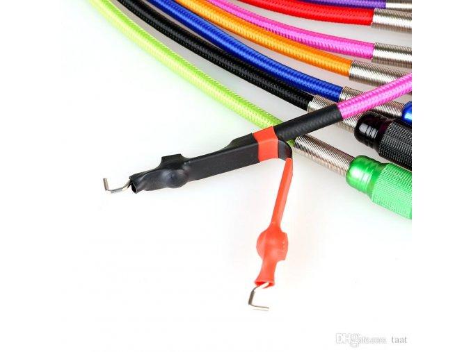 6172 1 power supply cord clipcord oranzovy