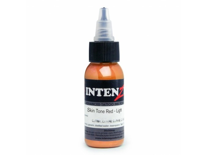 6367 intenze andy angel skin tone red light 30ml