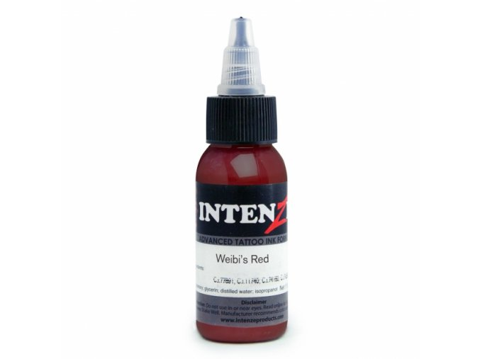 6376 intenze andy angel weibi s red 30ml