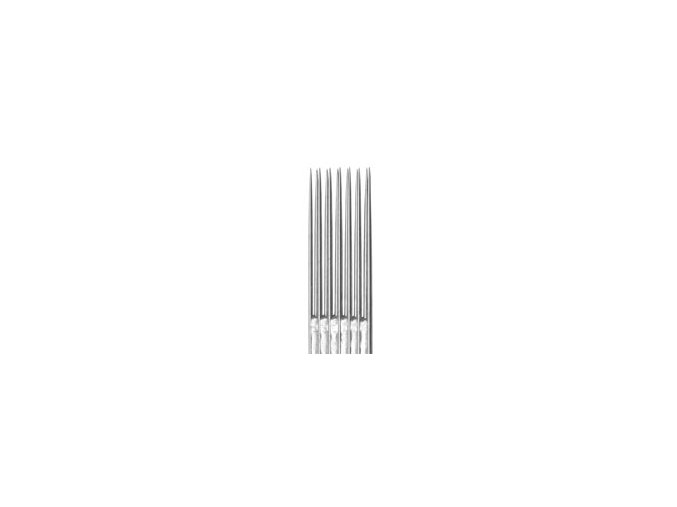 1213M1, magnum plochý 13 jehlový - 1 kus