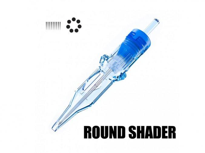 1209RSL - 9RS ROUND SHADER