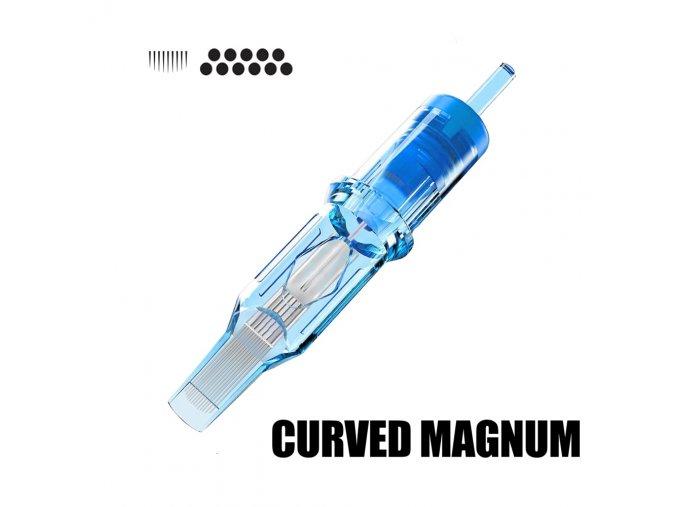 curved magnum