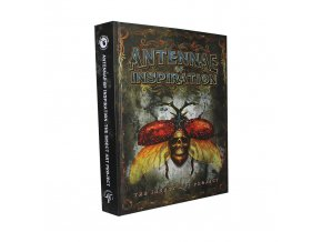 Kniha Antennae of Inspiration: Insect Art Project