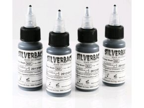 Silverback Ink Grey Wash set