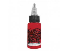 World Famous Ink Red Hot Chilli Pepper