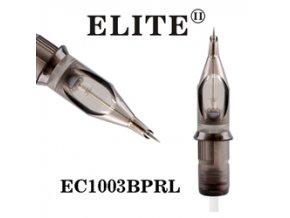 EC1003BPRL - liner 3 jehlový, Elite cartridge s membránou