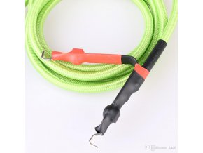 6166 1 power supply cord clipcord zeleny