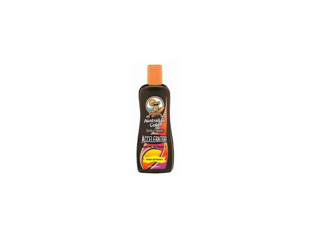 australian gold dark tanning accelerator lotion 250 ml 250030