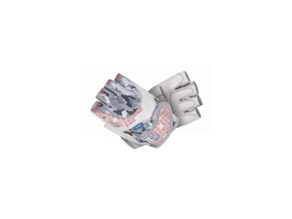 madmax rukavice no matter white mfg931