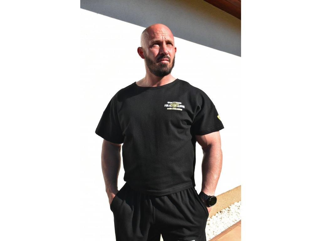 BIZON Pánské tričko