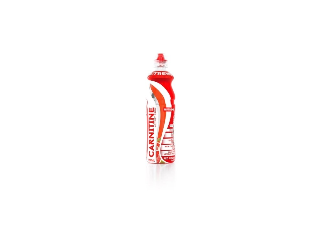 carnitine activity drink kofein 2020 red orange