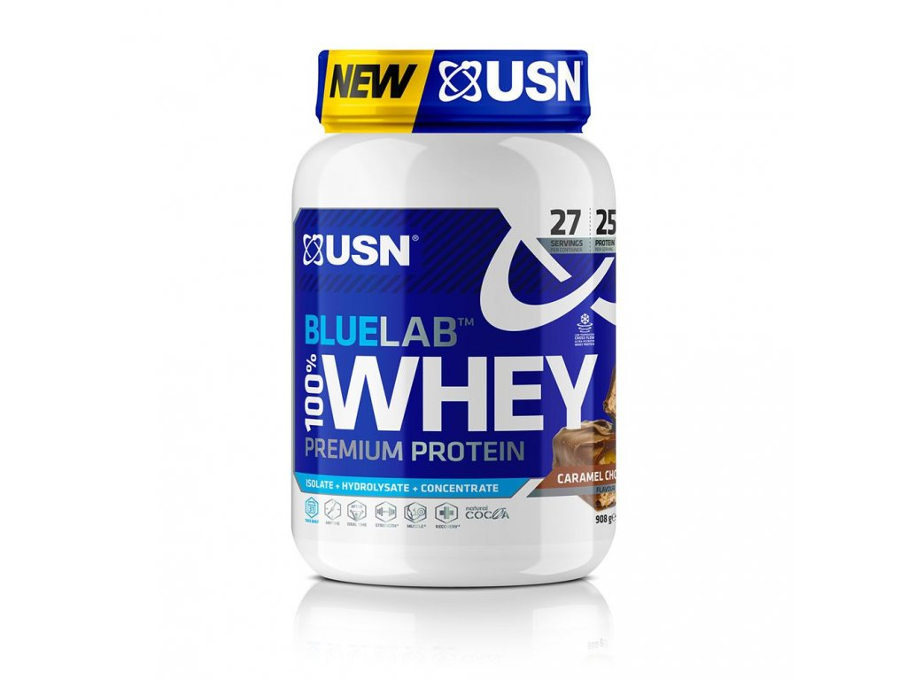 USN Blue lab 100% Whey premium 2000g