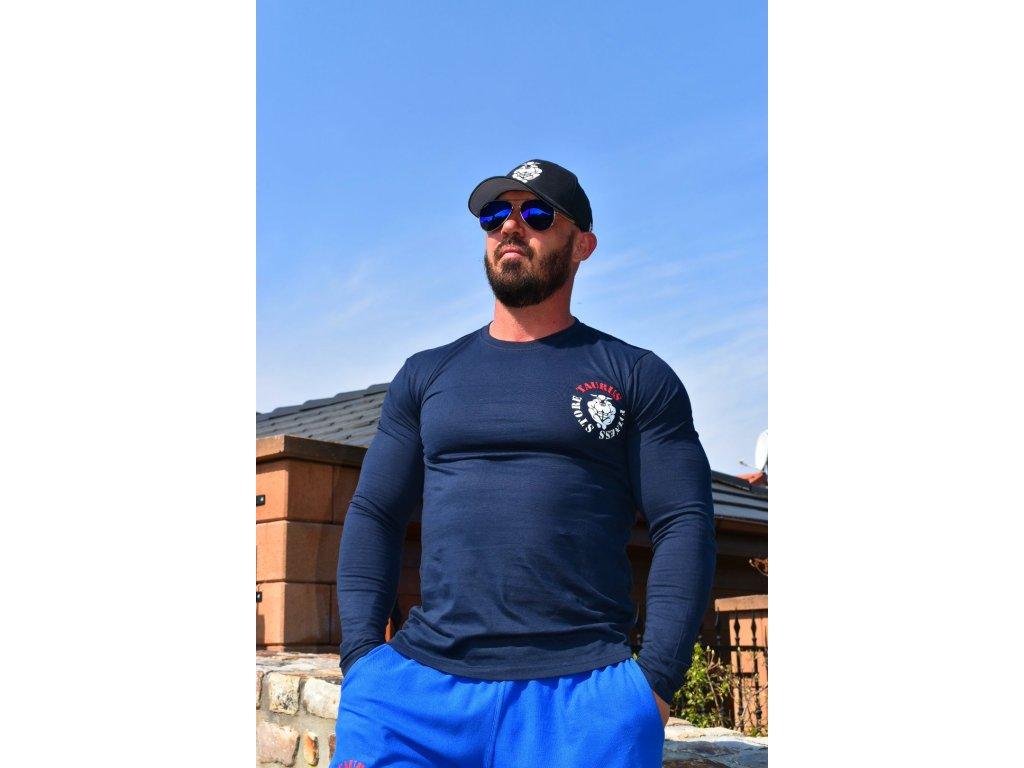 TAURUS Pánské tričko s dlouhým rukávem