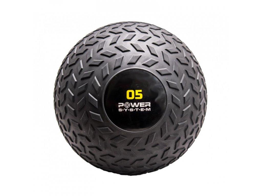 powersystem posilovaci mic slam ball 5 kg (1)