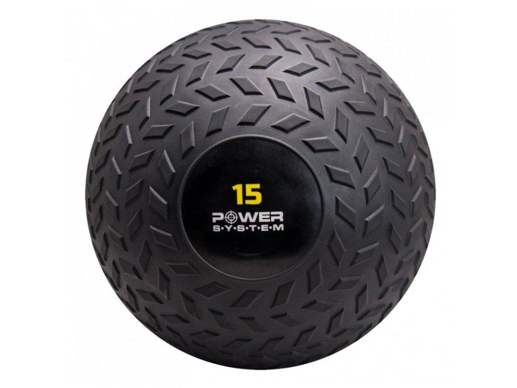 powersystem posilovaci mic slam ball 15 kg