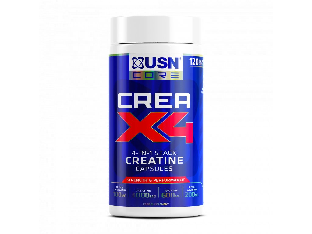 UKCS CreatineX4 120s