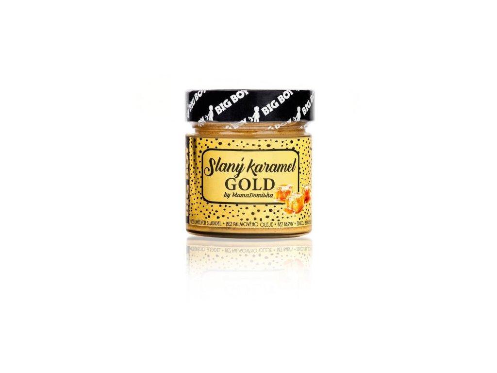kremy big boy slany karamel gold mamadomisha 250g
