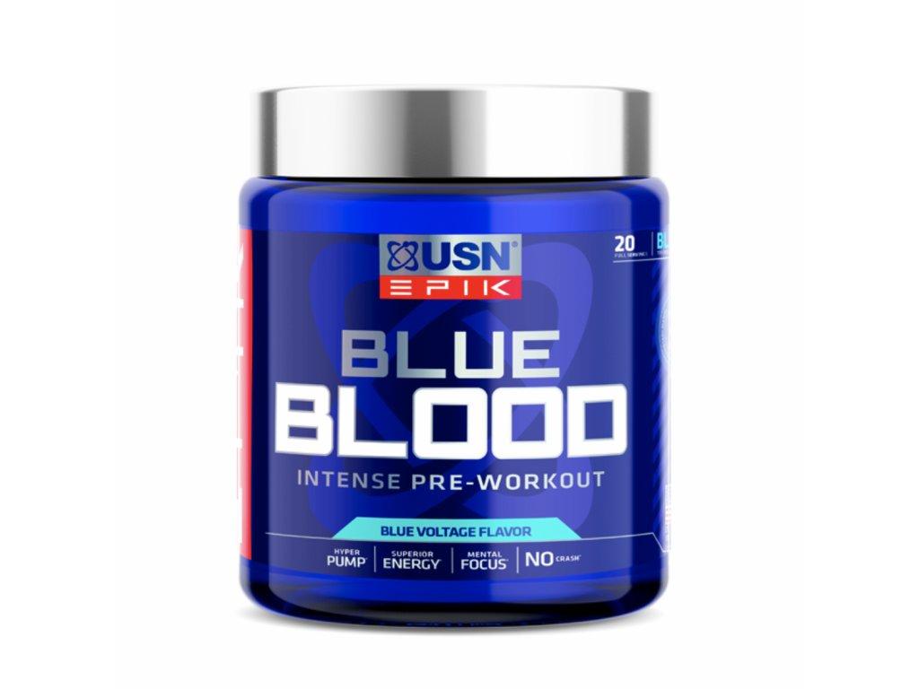 EPIK BLUE BLOOD blue voltage