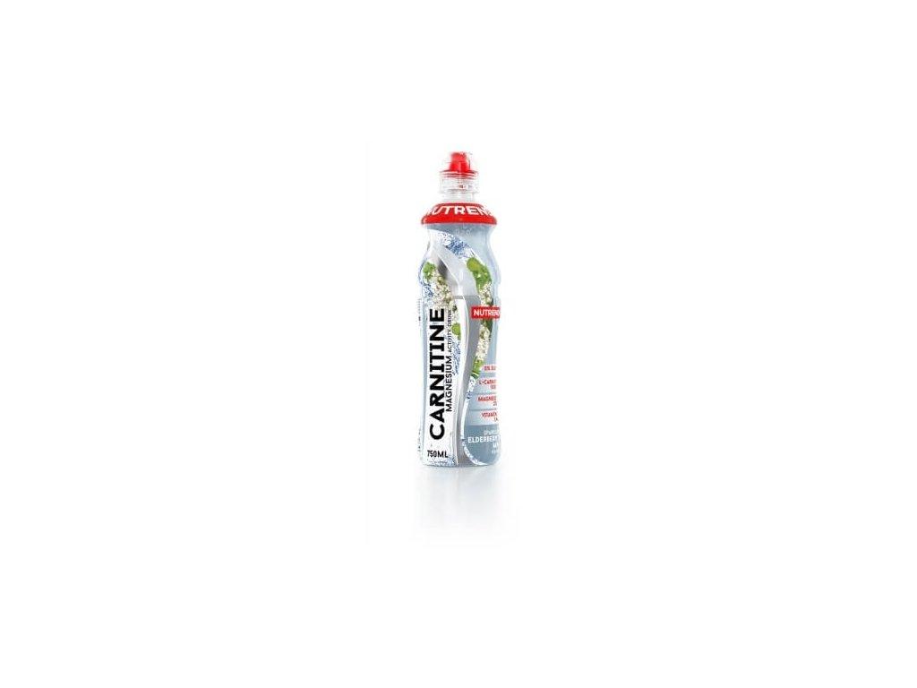 NUTREND Carnitine magnesium activity drink 750 ml - bezinka + máta