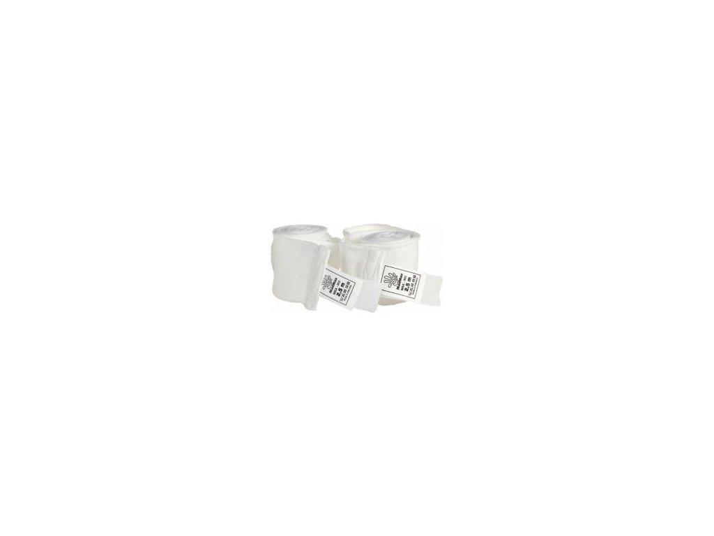 MADMAX bandáž omotávací- wrap white 2,5m