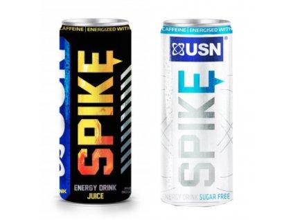 USN Spike Energy Drink 250 ml