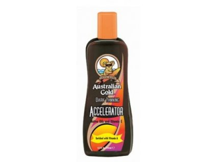 australian gold dark tanning accelerator lotion 250 ml 250030